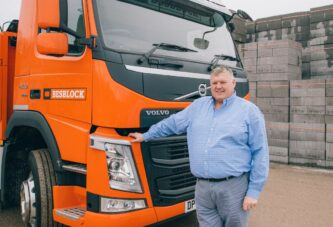 Business booming for Besblock in Shropshire