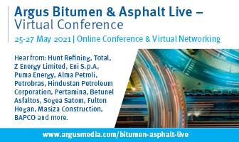 Argus Bitumen & Asphalt Live