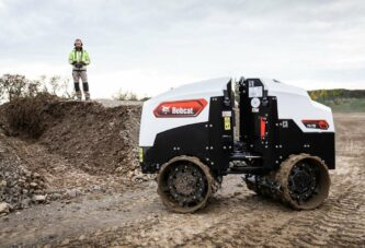 Bobcat smooths the way with new light compaction product line