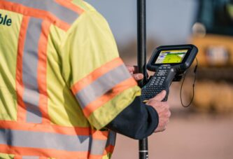 Trimble announces rugged, lightweight Field Data Controller for Surveying
