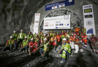 HERRENKNECHT pushing forward at the Brenner Base Tunnel