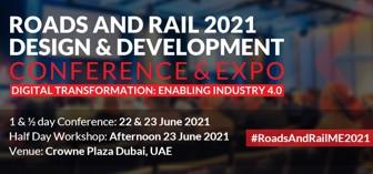 Roads & Rail Design & Development 2021