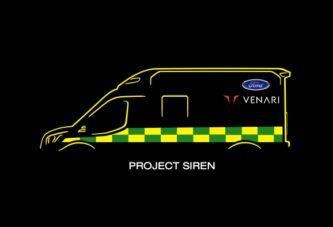 Ford and Venari build on expertise to produce Project Siren lightweight Ambulances