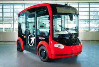 Mobileye, Transdev ATS and Lohr Group developing Autonomous Shuttles