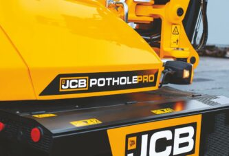 Meet the PotholePro – JCB's solution to tackle the scourge of potholes