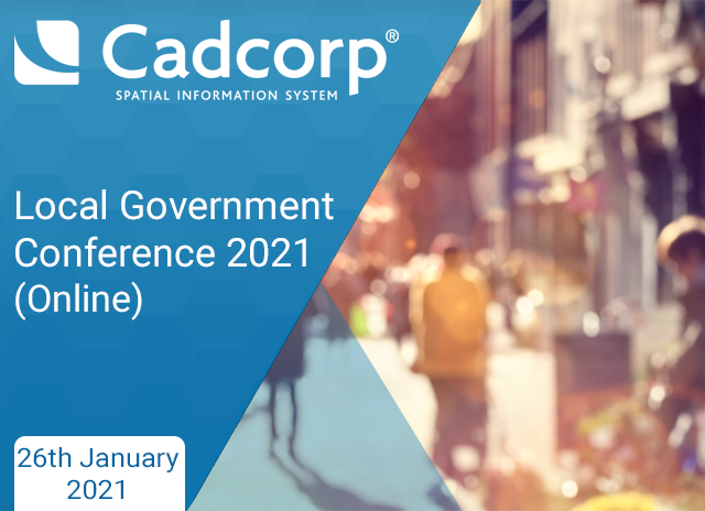 Cadcorp Local Government Conference