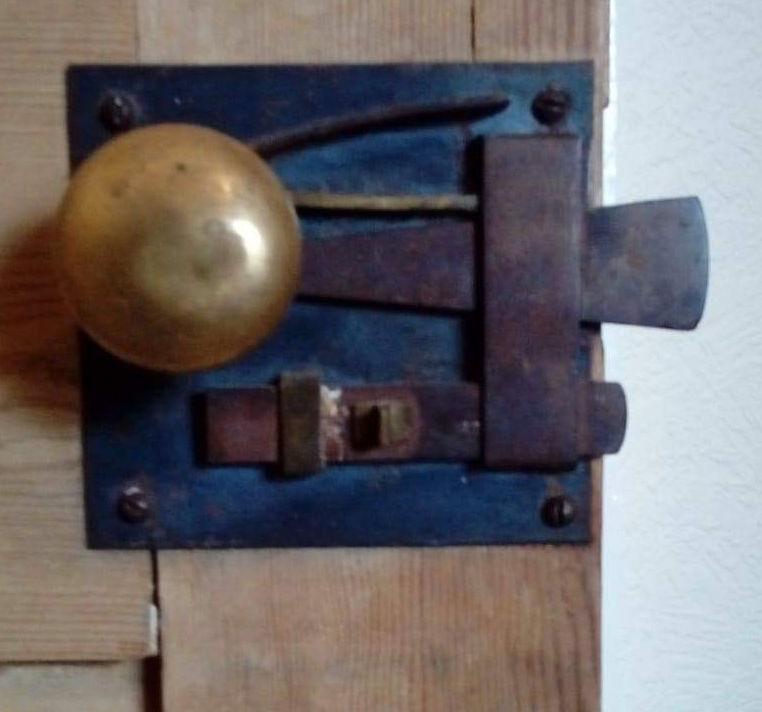 Interior lock - Titus Street