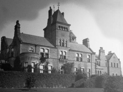 Milner Field mansion
