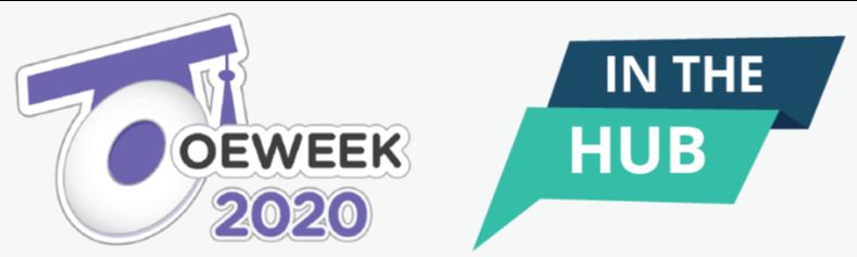 Open Education Week 2020 in the Hub