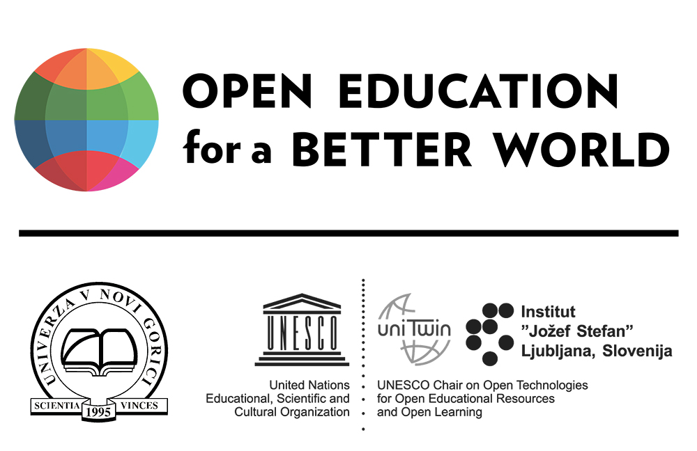 Open Education for a Better World