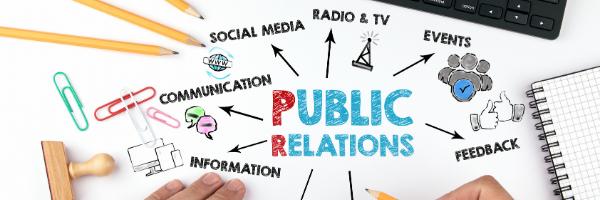 Public Relations & Communications Consultant