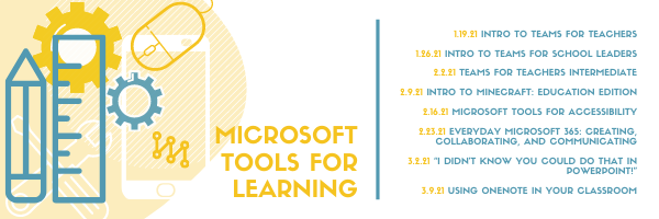 Microsoft Tools for Learning