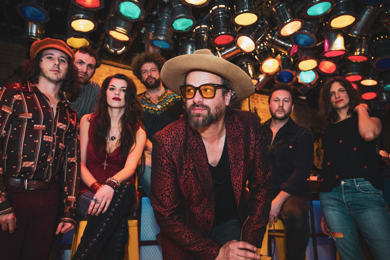 Uprooted featuring Michael Glabicki of Rusted Root