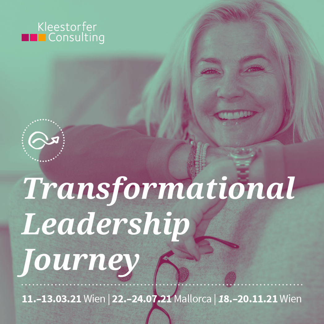 Transformational Leadership Journey Termine 2021