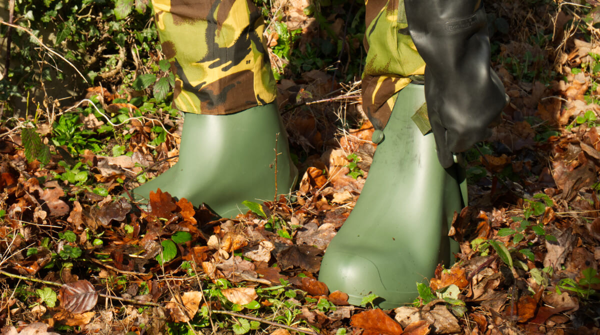 CBRN Overboots from WorkMaster Boots