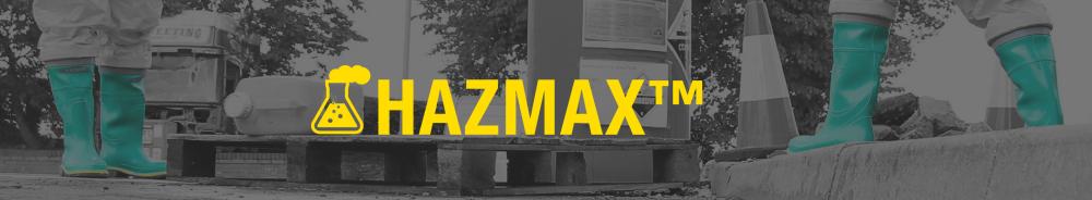 Hazmax Chemical Protective Footwear