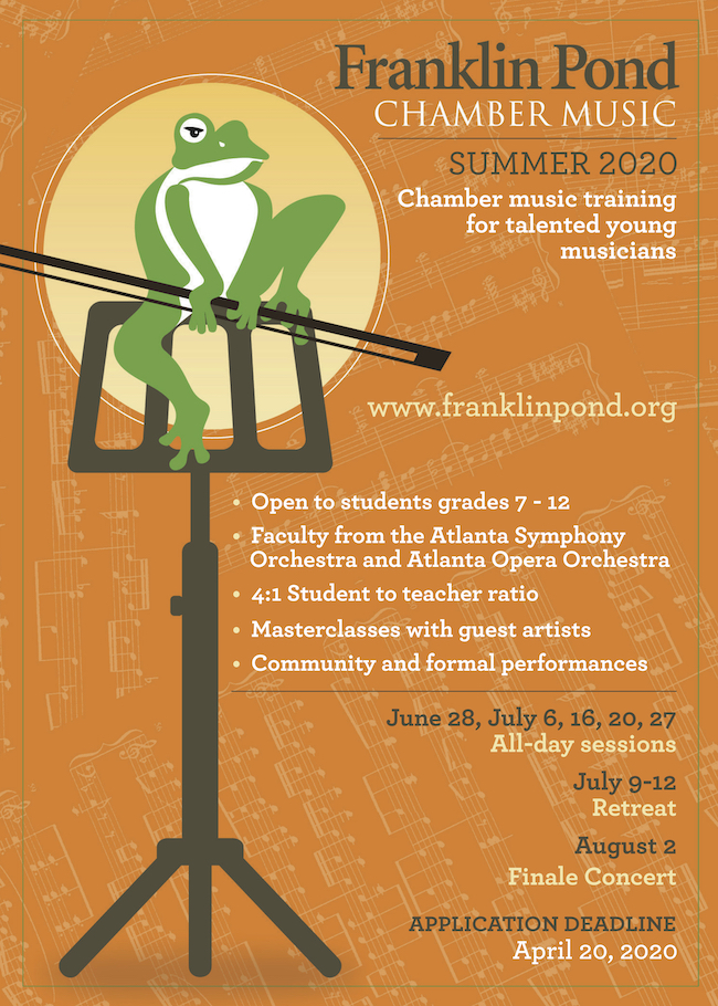 Franklin Pond Summer Program 2020