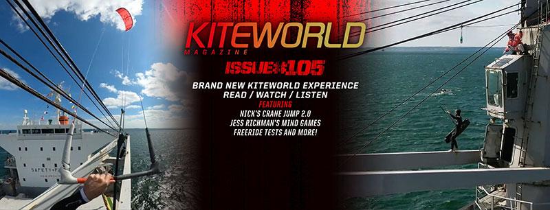 Kiteworld multimedia issue #105