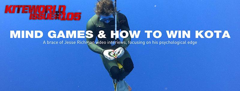 Jesse Richman psychology interview videos