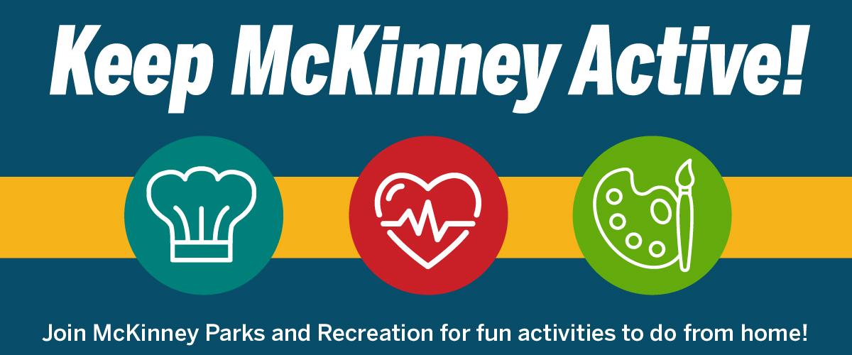 Keep McKinney Active!