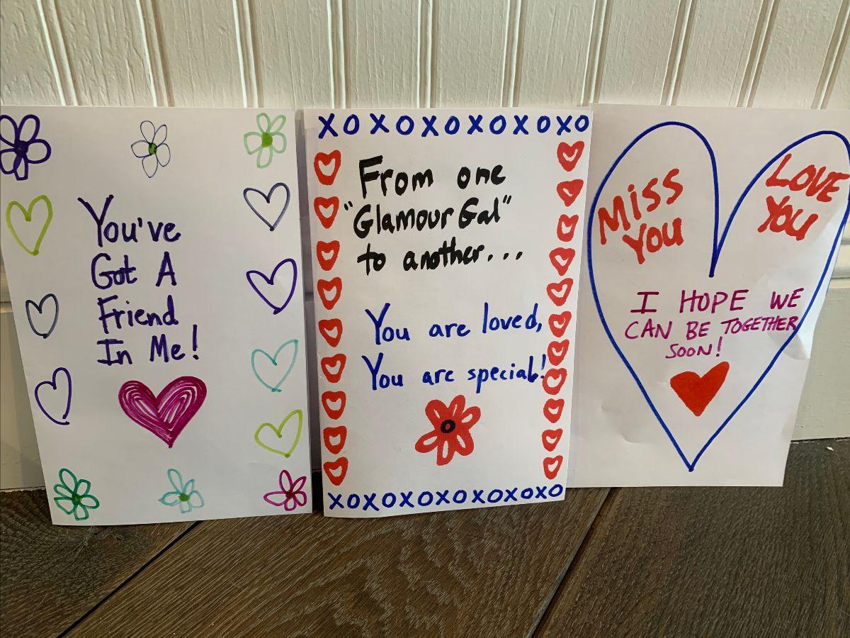 Homemade cards for seniors