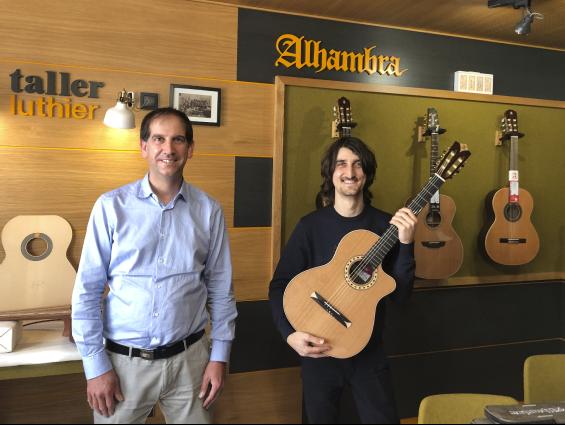 guitarras alhambra guitarlions