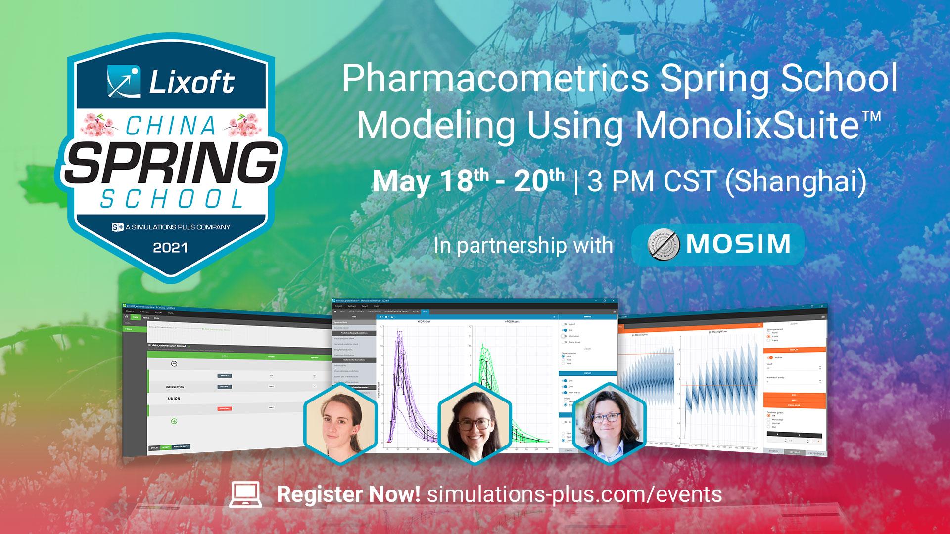 pharmacometrics spring school modeling using monolixsuite
