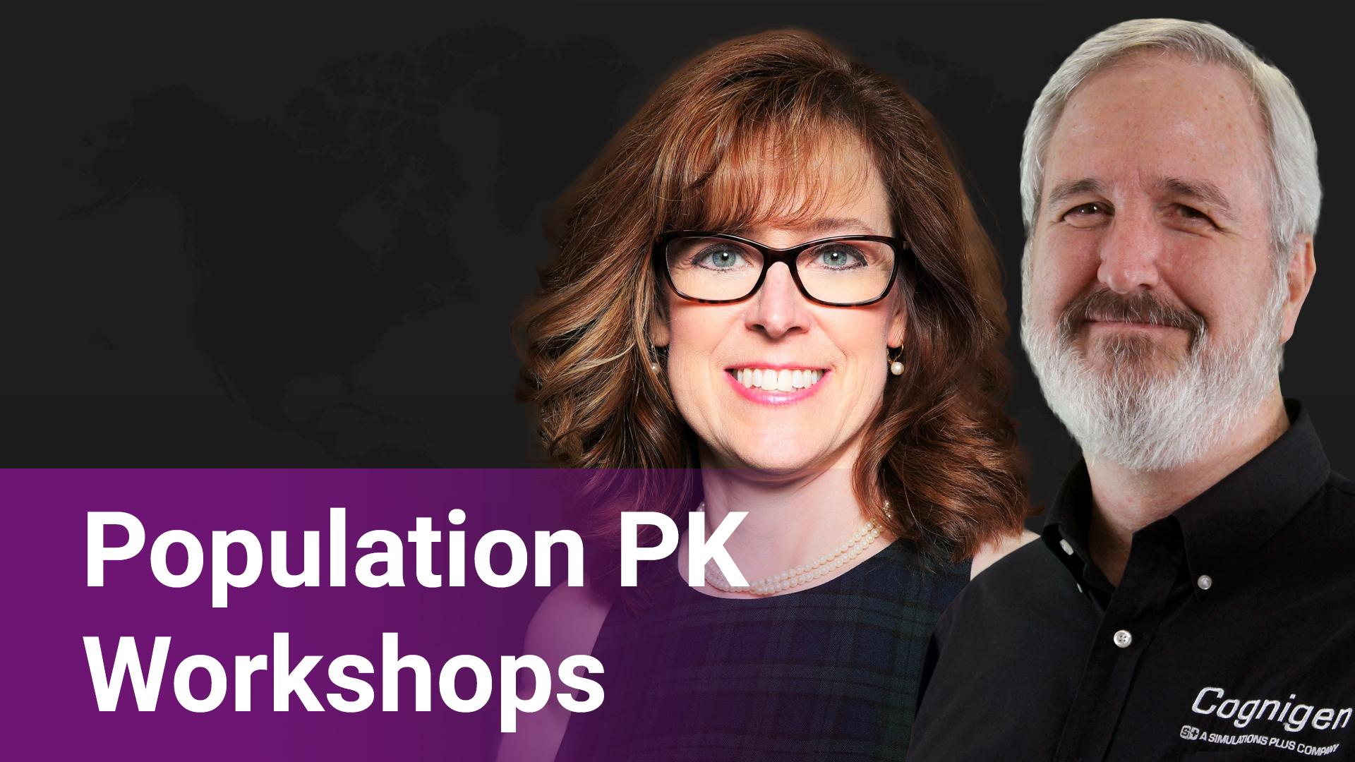 Population PK Workshops