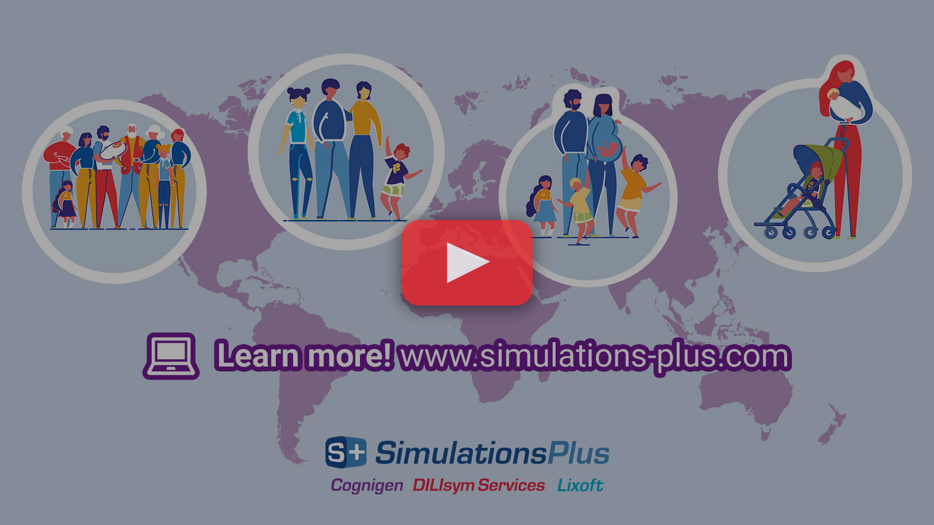SLPhas been serving clients worldwide for 25 years!Aleading provider of modeling &simulation software and consulting services supporting drug discovery, development research, and regulatory submissions