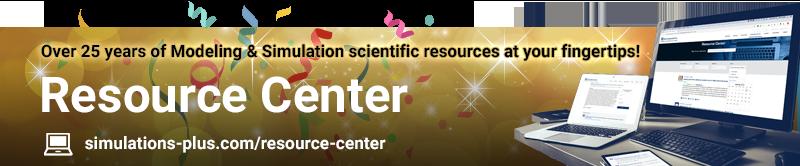 Simulations Plus Resource Center