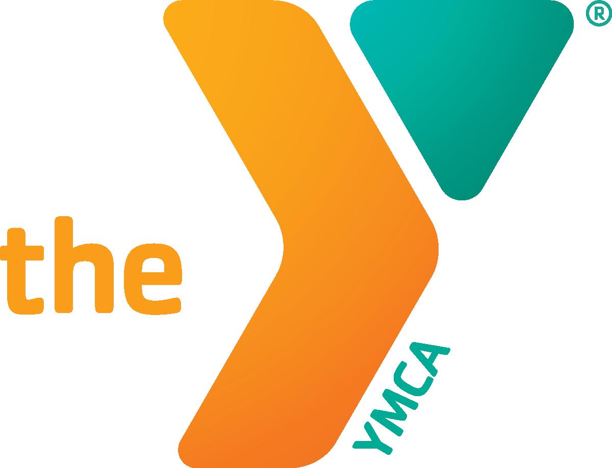 YMCA Logo Orange and Green