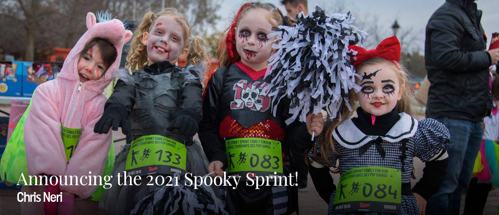 Announcing the 2021 Spooky Sprint!