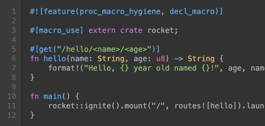 How I Start: Rust
