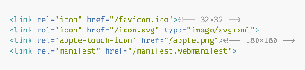 How to Favicon in 2021: Six files that fit most needs — Martian Chronicles