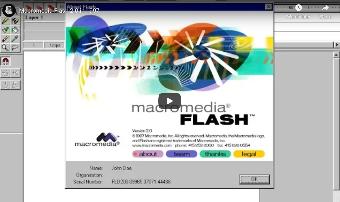 Here Lies Flash » Mike Industries