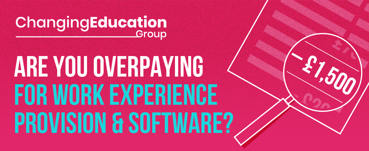 Are you overpaying for work experience provision & software?
