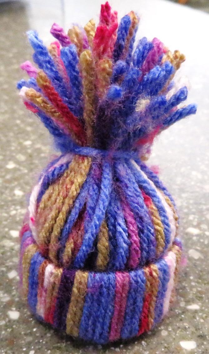 Winter Hat Ornament