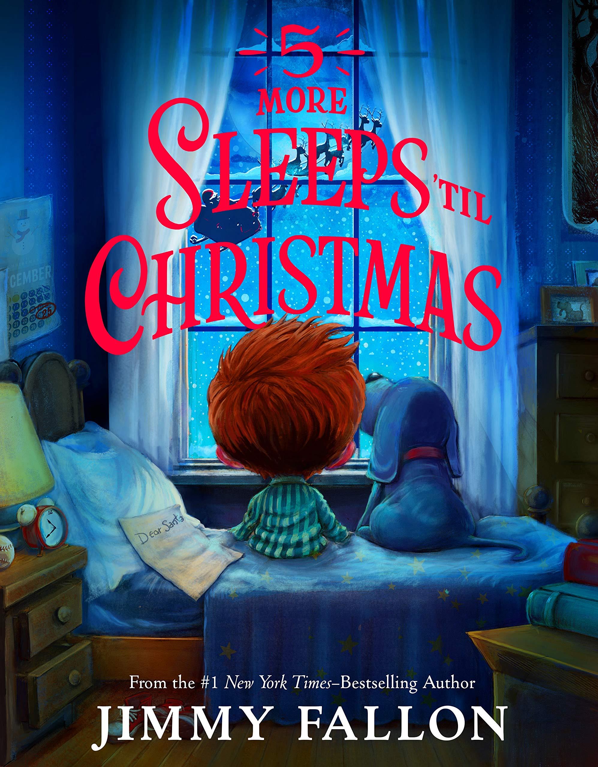 Book Cover: 5 More Sleeps Til Christmas