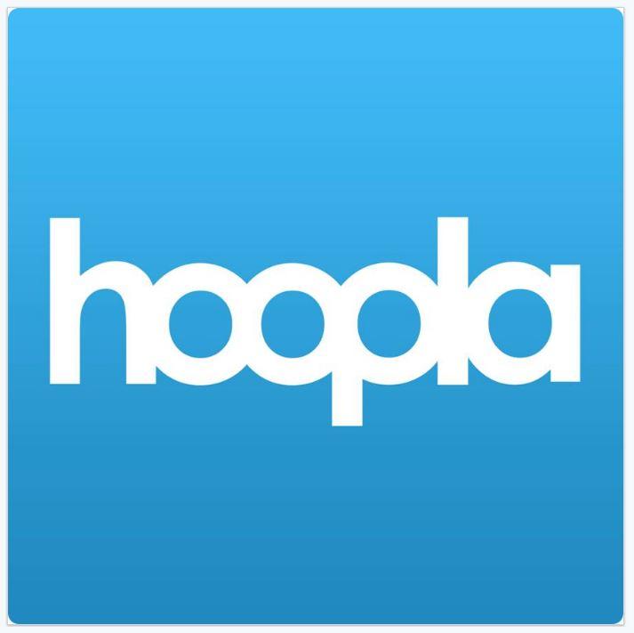 Hoopla Audiobooks, Books, Movies, Music