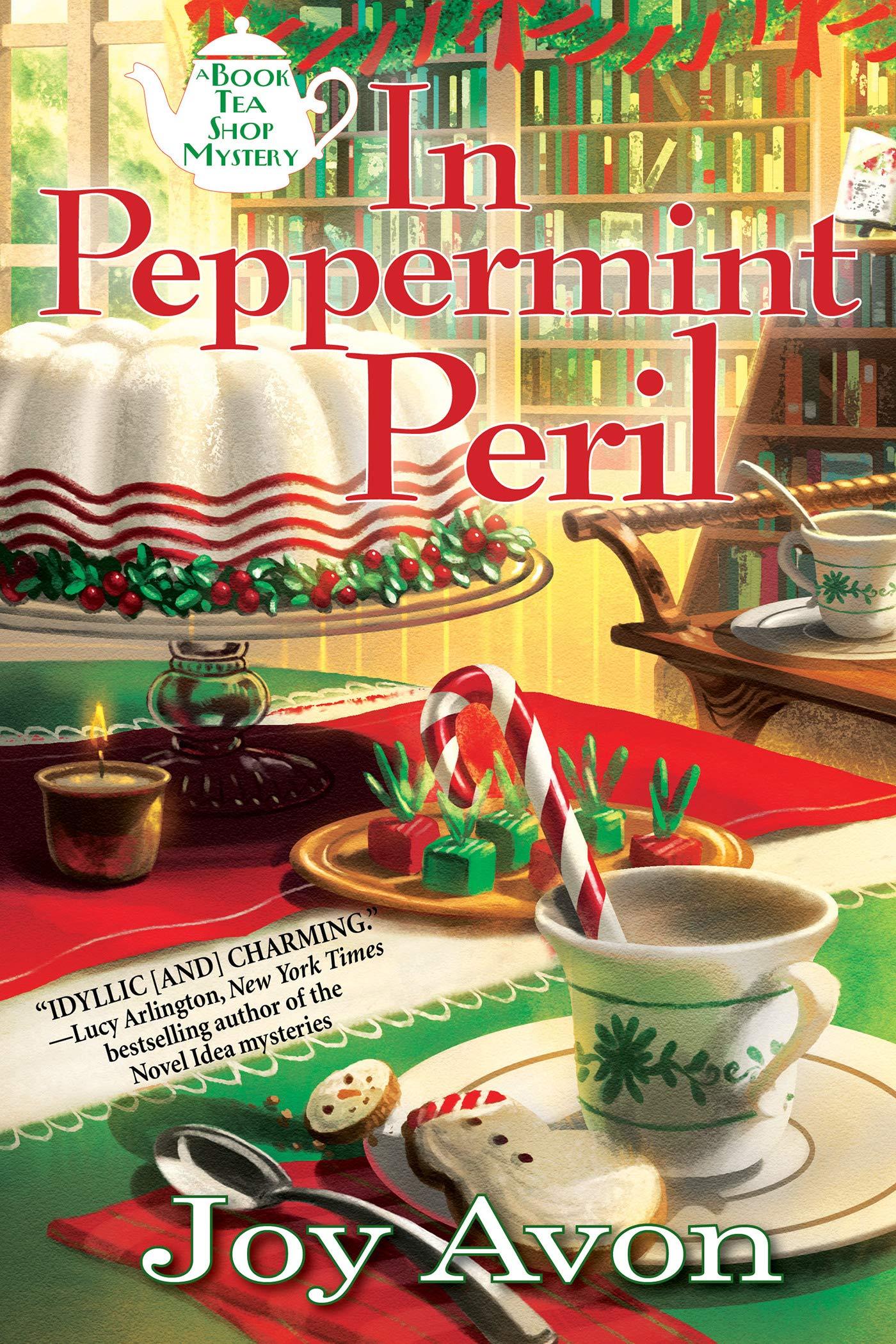 Book Cover: In Peppermint Peril
