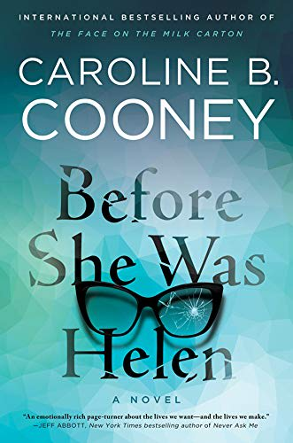 Book Before She Was Helen by Caroline B. Cooney