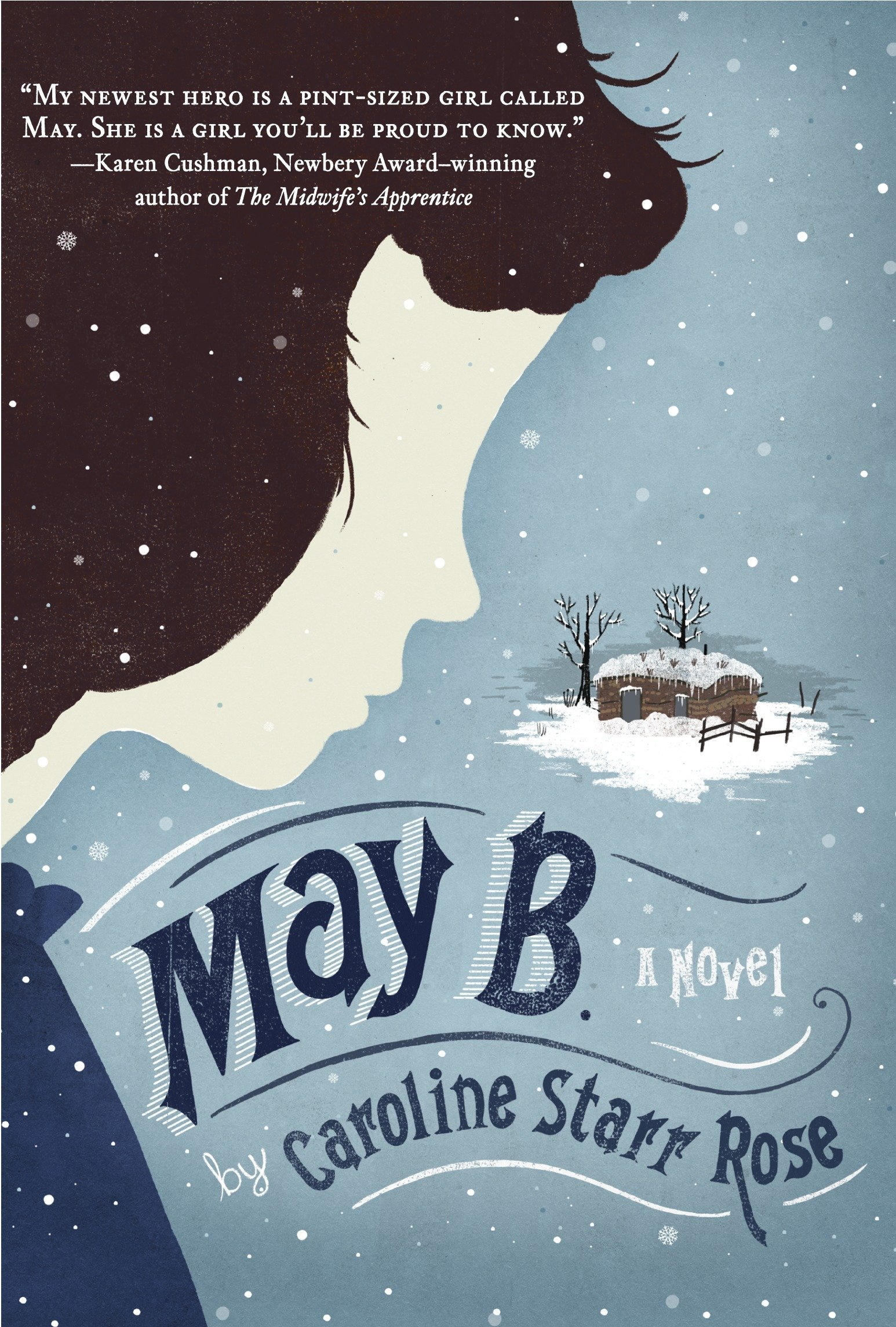 Book Cover: May B