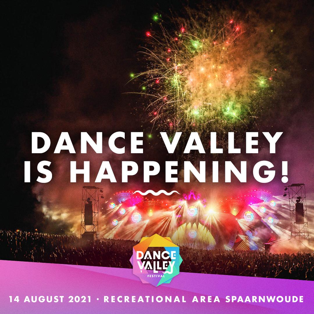 Dance Valley is happening! 2