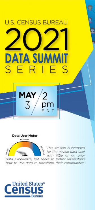 Data User Meter: Novice data user with little or no prior data experience