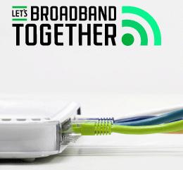 Let's Broadband Together