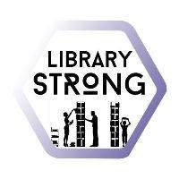 Library Strong logo