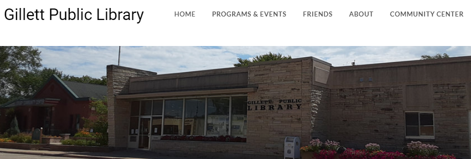 visit https://www.gilpubliclibrary.org/