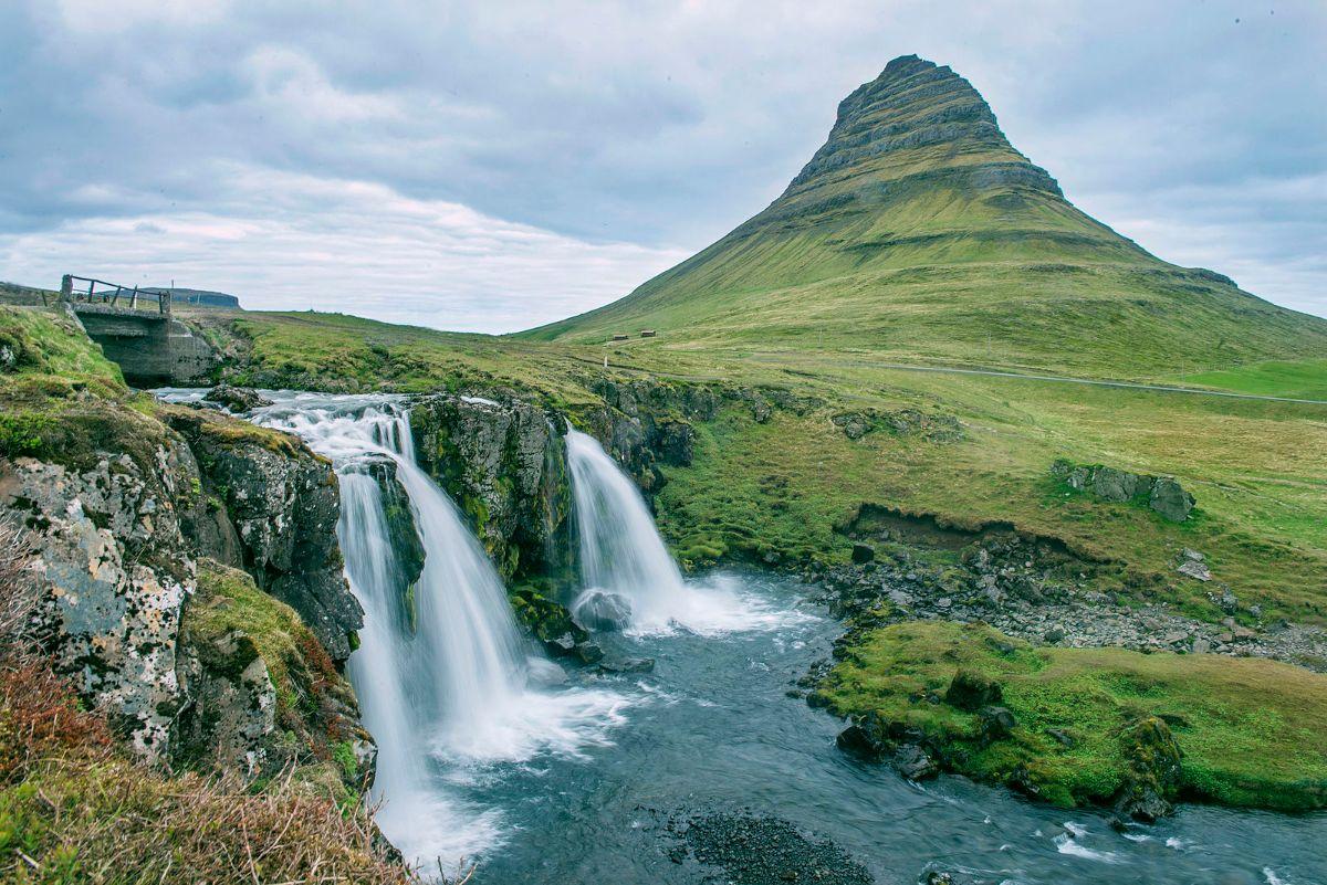 Kirkjufell in Iceland