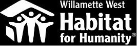 logo: Willamette West Habitat for Humanity