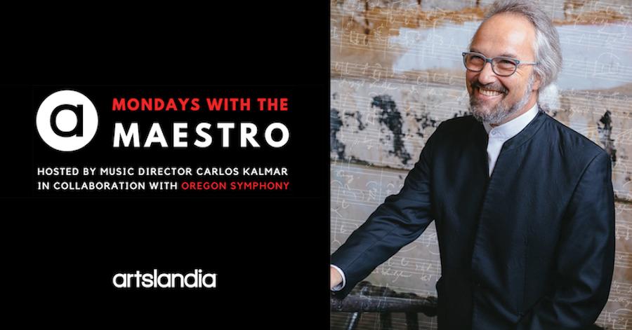 Mondays with the Maestro from Artslandia